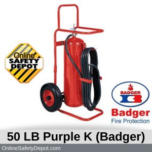 50 LB Purple K (Badger)