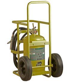 65 lbs Wheeled Fire Extinguishers