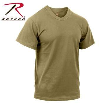 Army AR-670-1 Compliant Coyote T-Shirt