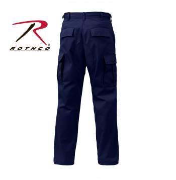 Rothco Navy Blue Military Battle Dress Uniform Fatigue Pants ... 49e22589088