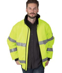 9732- High Vis Jacket