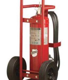 Buckeye 50 lb ABC Stored Pressure Wheeled Extinguisher