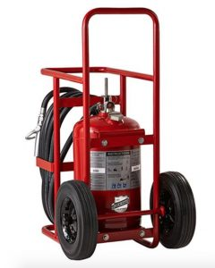 Wheeled Fire Extinguisher ABC Class 30110
