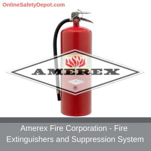 Amerex Fire Corporation – Fire Extinguishers and Suppression System