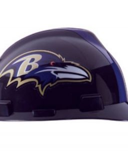 BALTIMORE RAVENS Construction Hard Hat