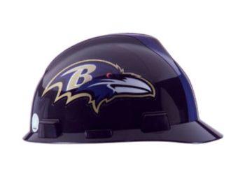 BALTIMORE RAVENS Construction Hard Hat