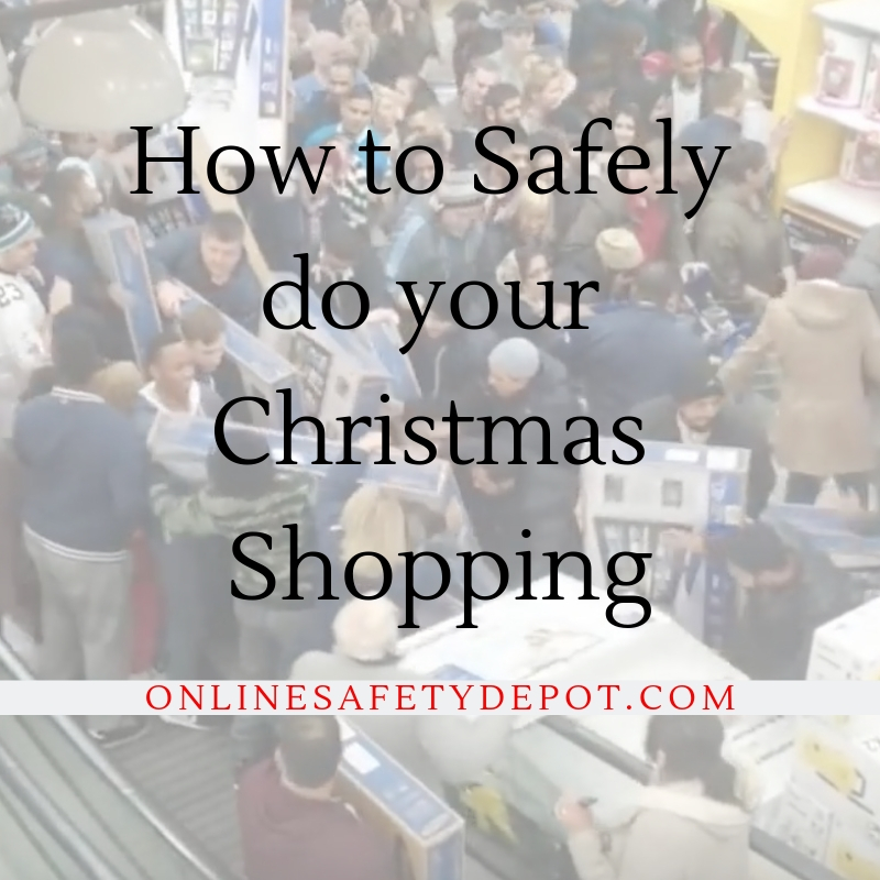 Black Friday Shopping Safely