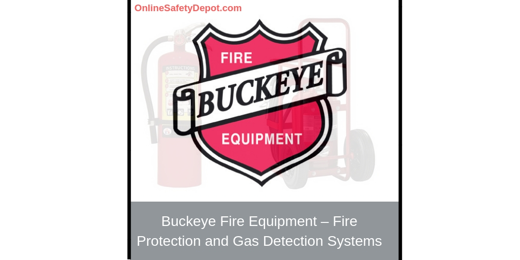Buckeye Fire Equipment – Fire Protection and Gas Detection Systems