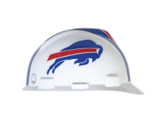 Buffalo Bills Construction Hard Hat