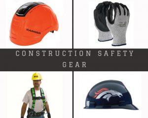 Construction Safety Gear - OnlineSafetyDepot.com