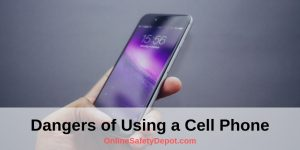 Dangers of Using a Cell Phone