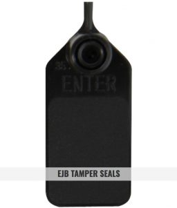 EJB - Black Tamper Seals