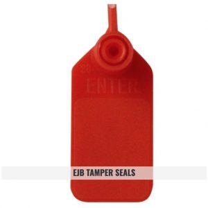 EJB - Orange Tamper Seals