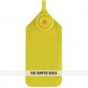 EJB - Yellow Tamper Seals