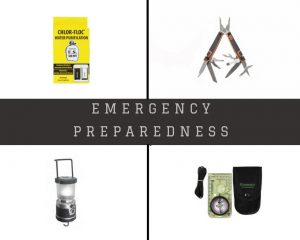 Emergency Preparedness   OnlineSafetyDepot.com