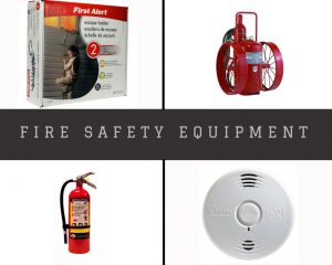Fire Safety Equipment - OnlineSafetyDepot.com