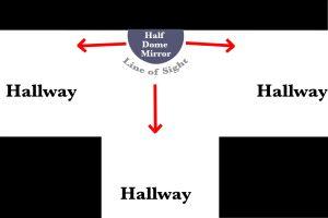 Half Mirror Dome