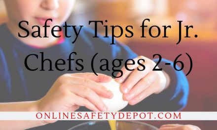 How to Cook with kids – Safety for Jr. Chefs