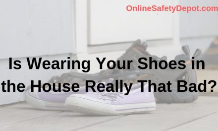 Is Wearing Your Shoes in the House Really That Bad?