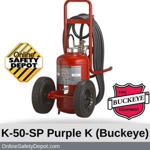 K-50-SP Purple K (Buckeye)