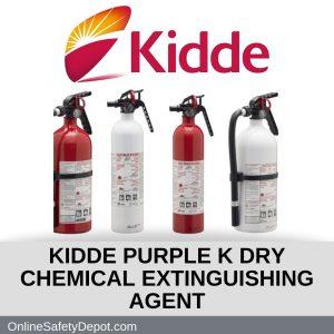 KIDDE PURPLE K DRY CHEMICAL EXTINGUISHING AGENT