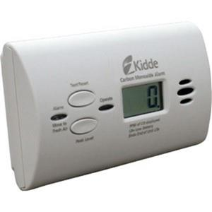 Kidde 9000146-LP Direct Current Carbon Monoxide Alarm with Backup Battery