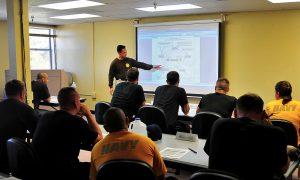 Law enforcement teaching