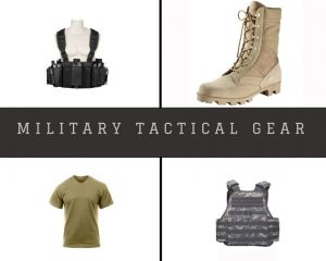 Military Tactical Gear-OnlineSafetyDepot.com