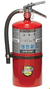 Buckeye Off Shore Model OS 10 ABC 10 lb Dry Chemical Agent Hand Portable Fire Extinguisher (11360)