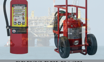 Offshore Fire Extinguishers Now Available
