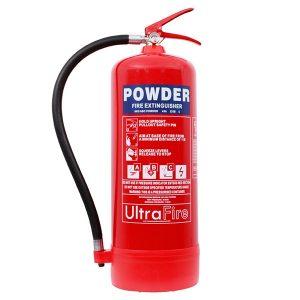 Portable Powder Fire Extinguisher