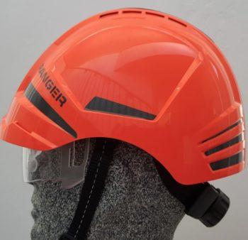 ENHA Ranger Safety Helmet -Side View
