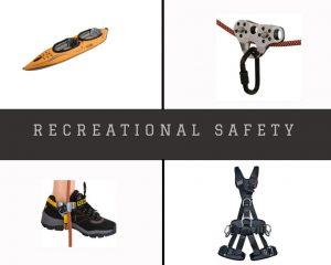 Recreational Safety - OnlineSafetyDepot.com