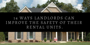 Safety tips for Landlords