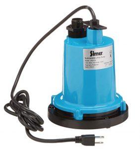 Simer Water pump