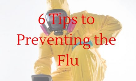 Six Simple Ways to Defend Yourself From Flu Season!