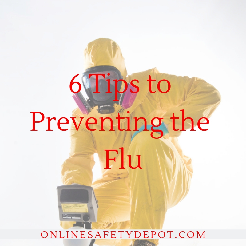 Six Tips to Preventing the Flu