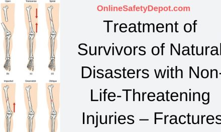 Treatment of Survivors of Natural Disasters with Non-Life-Threatening Injuries – Fractures