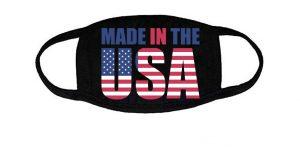 USA Washable Unisex Face Masks