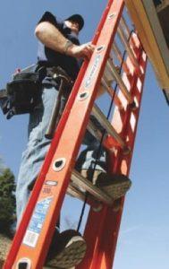 Using a Ladder