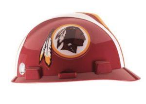WASHINGTON REDSKINS Construction Hard Hat