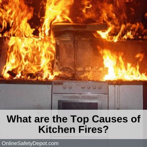 What are the Top Causes of Kitchen Fires?