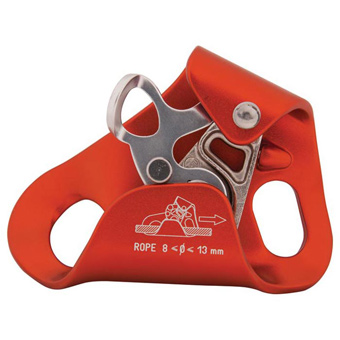 ABC Chest Ascender for Rope Climbing, Rescuing, and Mountaineering