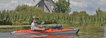 AdvanceFrame Hybrid Kayak Outdoors