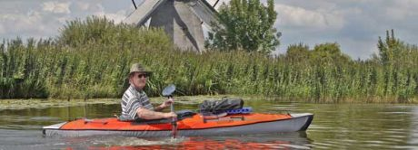AdvanceFrame Hybrid Kayak Outdoors