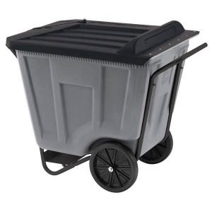 Akro-Cart Gray Medium Duty Material Transport Cart