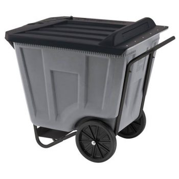Akro-Cart Gray Medium Duty Material Transport Cart