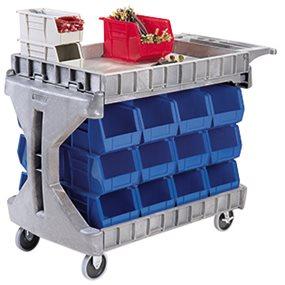 Akro-Mils Utility Cart Workstation System