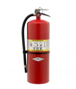 Amerex 589 Fire Extinguisher - Dry Chemical High Performance Compliance Flow