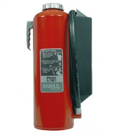 Ansul Red Line Cartridge-Operated Dry Chemical Portable Fire Extinguisher